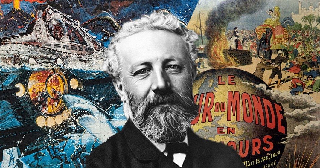 50 libros de Julio Verne en PDF