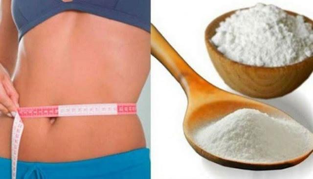 Με αυτές τις 3 συνταγές μαγειρικής σόδας θα κάψετε το περιττό λίπος στο σώμα σας σε χρόνο μηδέν!!!