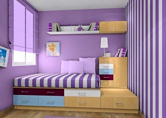 54 Desain Kamar Tidur Minimalis Anak Laki-Laki Yang Ceria | Desainrumahnya.com