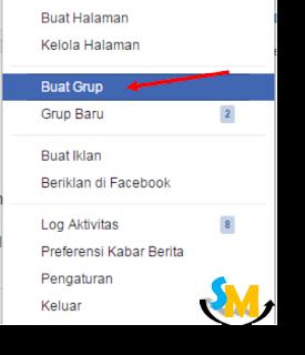 membuat grup di facebook