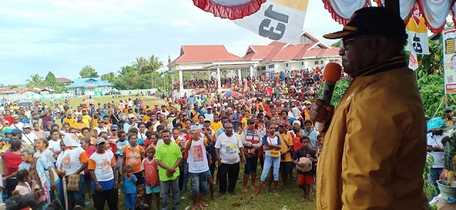 Partai Hanura Sorong Selatan punya Fraksi di DPRD sesna