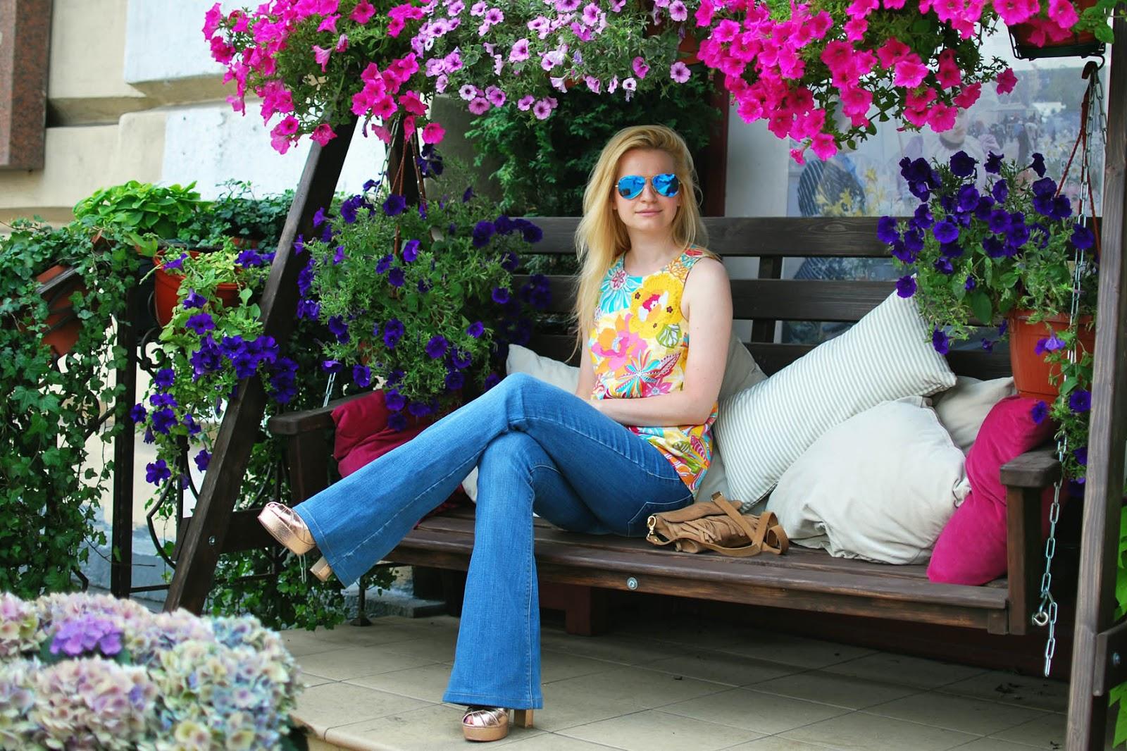 летняя уличная мода,уличная мода идеи 2016, модный блоггер