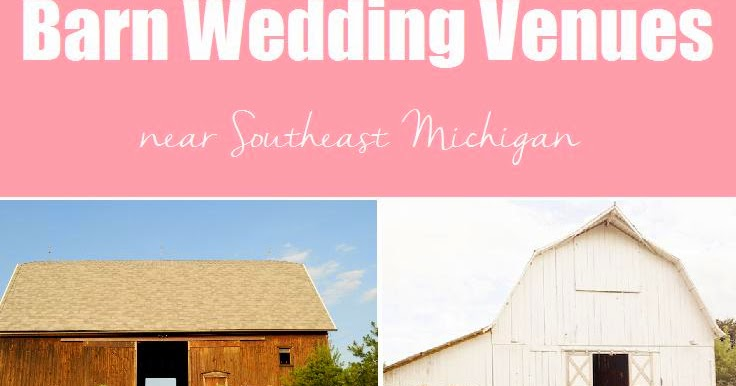 Rusted Rose Vintage Rentals: Southeast Michigan Barn ...