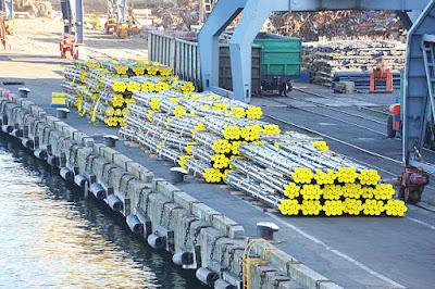 Việt Nam vươn lên trở thành nước xuất khẩu thép hàng đầu của Asean