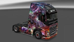 Dragon Princess skin pack for all trucks