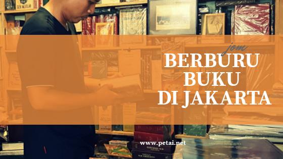 Berburu Buku di Jakarta, Indonesia