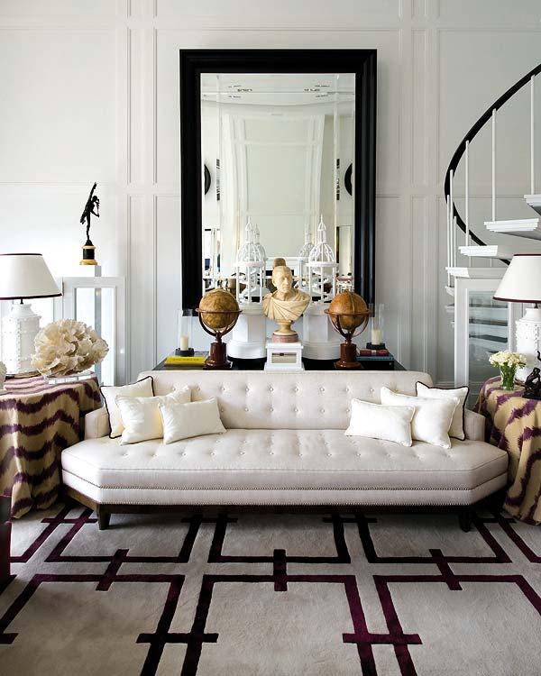 Home Design Classic Ideas: A Modern Classic Home Designed By Pablo Paniagua
