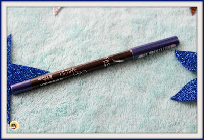 Faces Canada Ultime Pro Matte Eye Pencil Dazzling Blue 05: Review & Other Details