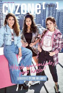 Catalogo Cyzone Campaña 10 Junio 2019
