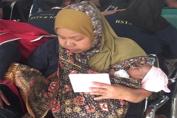 Akibat Terlambat Bayar Biaya Bersalin Di Malaysia, TKI Ini Ditangkap Dan Diusir