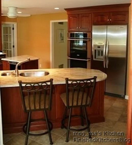 Used Kitchen Cabinets Ma: Finished Kitchens Blog: Meg_ma's Kitchen