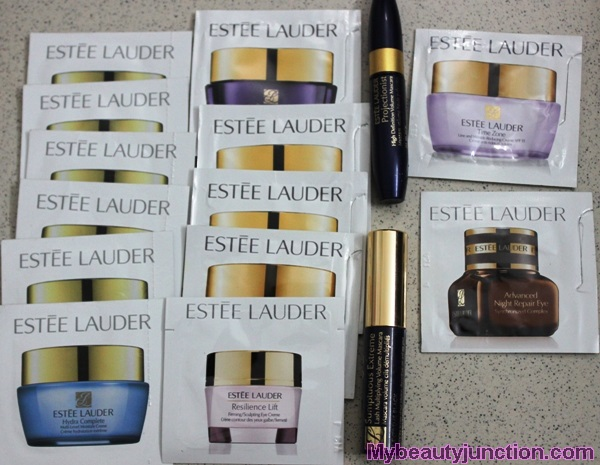Estee Lauder and Dior birthday haul and presents