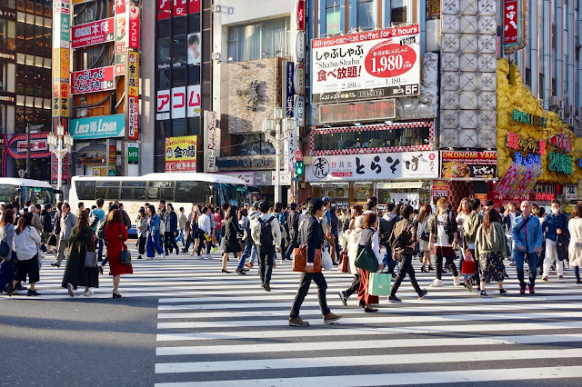 THINGS TO SEE AND DO IN TOKYO, SHIBUYA