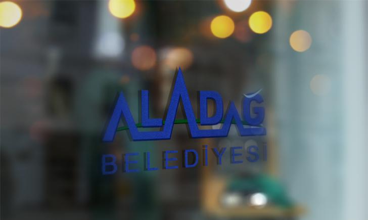 Adana Aladağ Belediyesi Vektörel Logosu