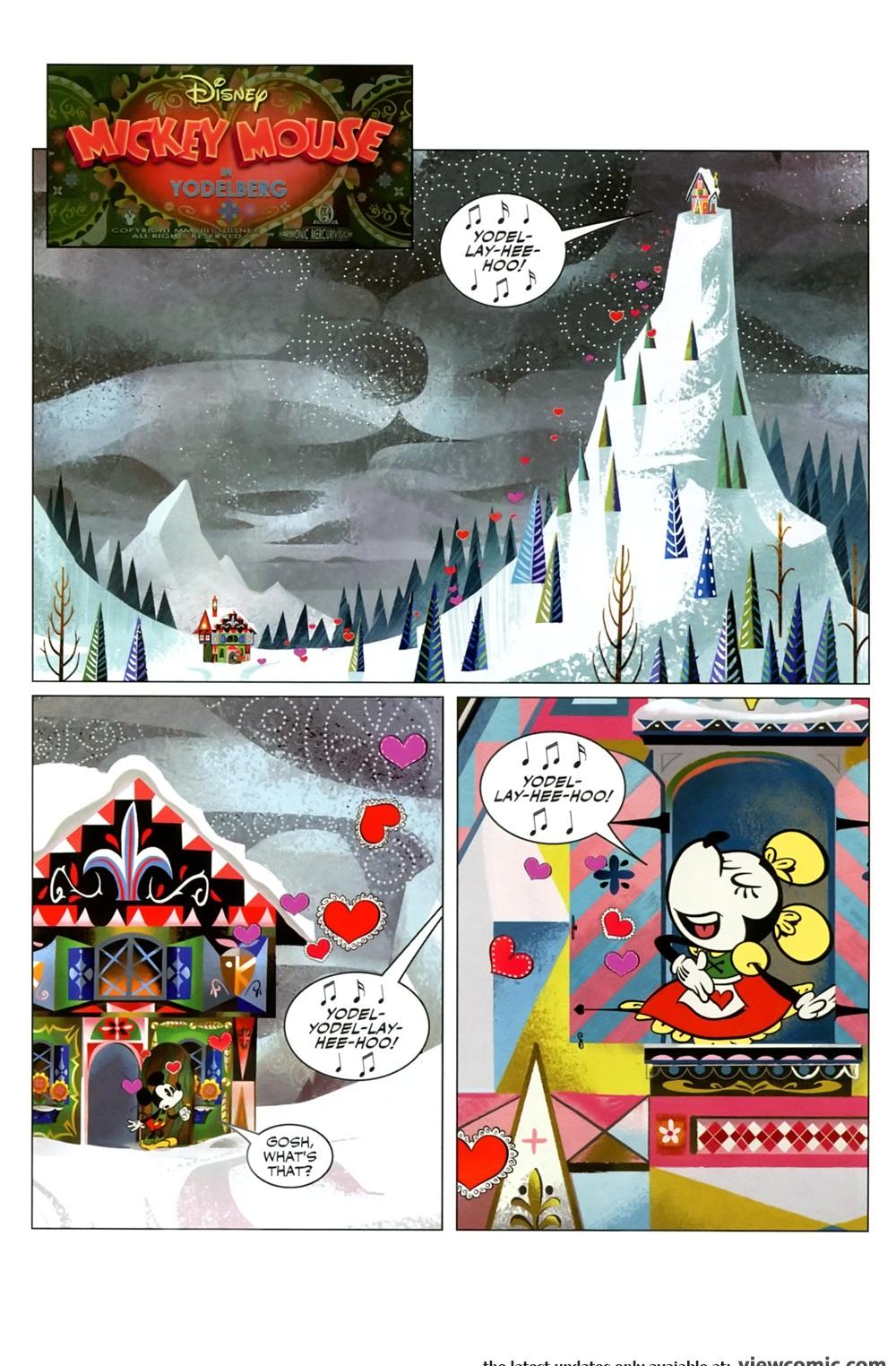 Mickey Mouse Shorts – Season One 04 (2016)   Vietcomic.net reading comics online for free