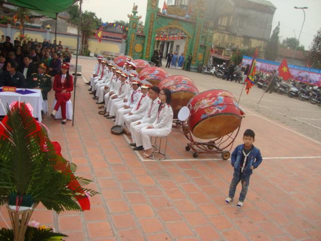 Lễ Hội Họ Dương Việt Nam năm 2014- Bắc Ninh