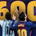 هدف برشلونة الاول في اتليتكو - هدف ميسي