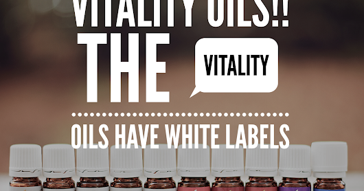 Quick, Easy Recipes with YL Vitality Oils