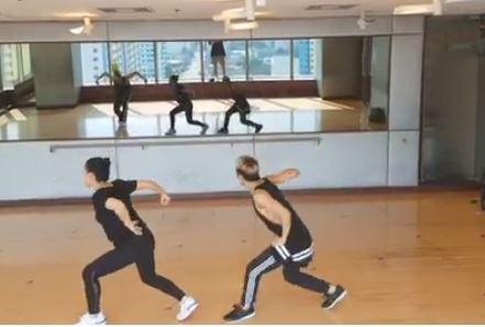 Dance Rehearsal Ni Maja, Viral Ngayon Sa Social Media! Panoorin Dito Kung Bakit!