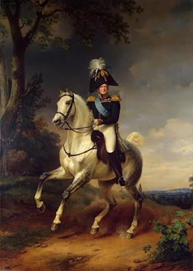 Έφιππο πορτραίτο του Αλεξάνδρου Α΄ (1812)