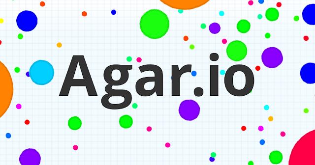 Logotipo del videojuego Agar.io