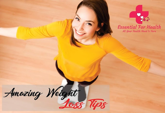 26 Amazing Weight Loss Tips
