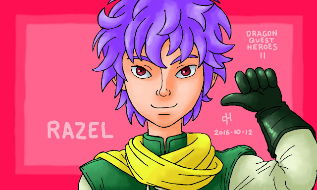 Dragon Quest, Razel