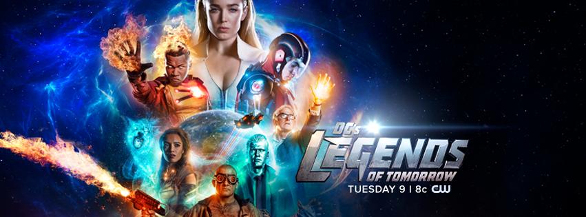 Legends of Tomorrow sezonul 3 episodul 3
