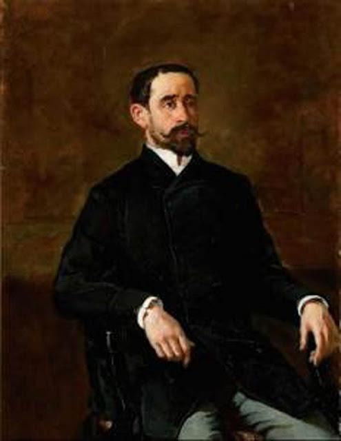 Manuel Villegas Brieva, Maestros españoles del retrato, Retratos de Villegas Brieva, Pintor español, Pintor Villegas Brieva, Pintores de Lérida, Pintores catalanes