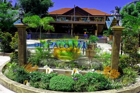 Residencia de Palo Maria Beach Resort in Maniwaya Island Sta. Cruz Marinduque Philippines