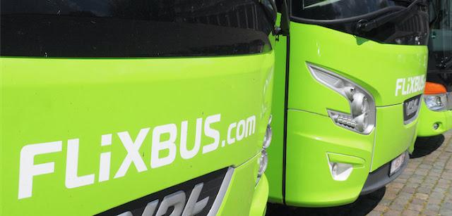 FlixBus 30 % de réduction au départ et à destination de Marseille et Montpellier