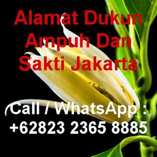 Alamat Dukun Ampuh Dan Sakti Jakarta