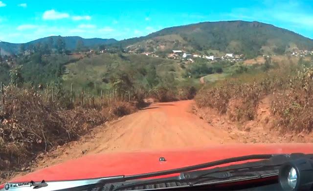 Itapanhoacanga, Alvorada de Minas, Caminho das Diamantes, Estrada Real
