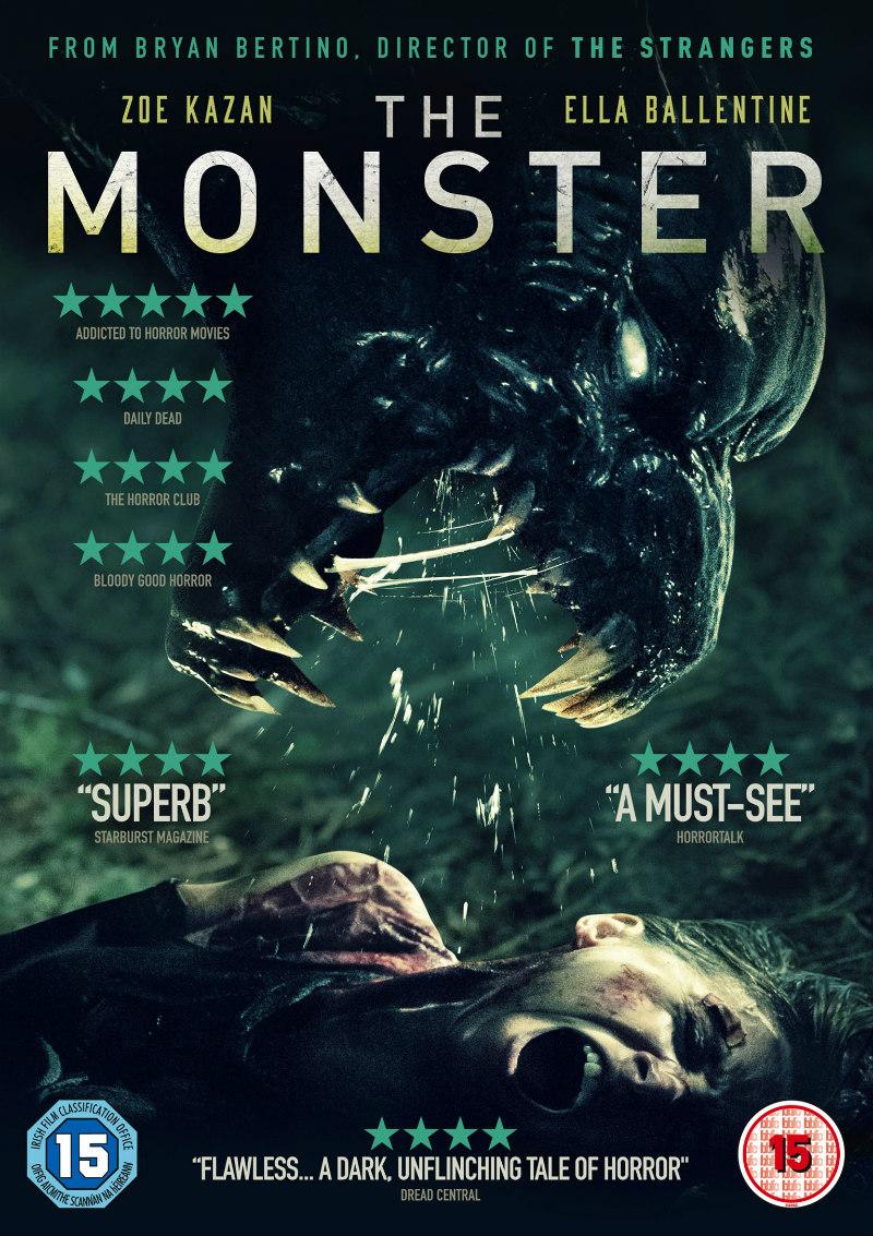 the monster film dvd
