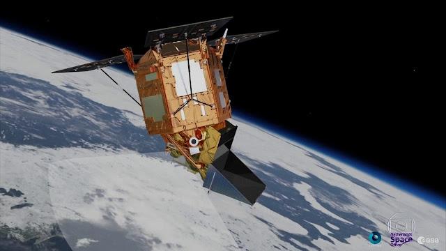 Satélite europeu vai monitorar poluição da Terra
