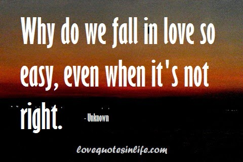 Love Quotes In Life