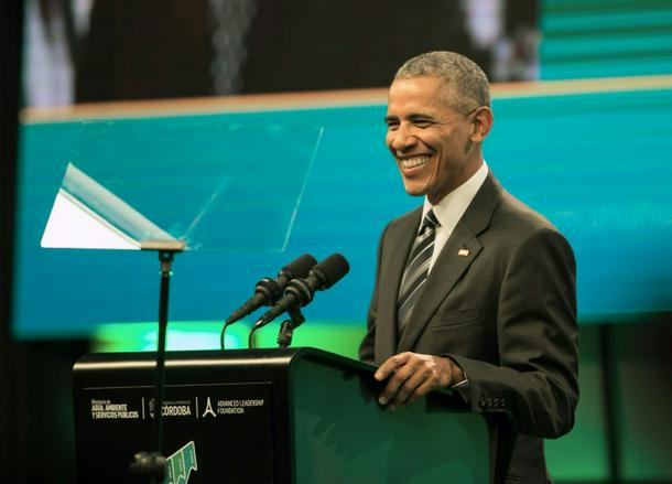 Prince Harry, Gloria Estefan, and Chance the Rapper among headliners at Obama Foundation summit