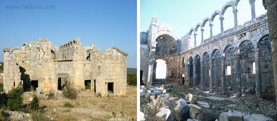 Mersin Cambazlı Kilisesi
