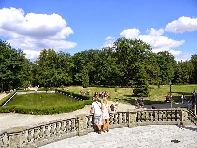pałac Moszna, zamki i pałace Polski, warto zobaczyć na Opolszczyźnie