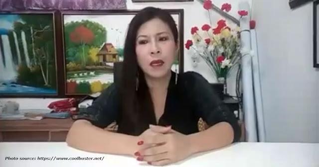WATCH Mystica hits Duterte   hindi ako naniniwala kay Digong-gong nato!.