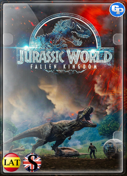 Jurassic World: El Reino Caído (2018) HD 720P LATINO/INGLES