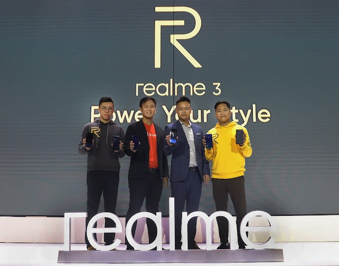 Realme 3 Officially Launches in The Philippines