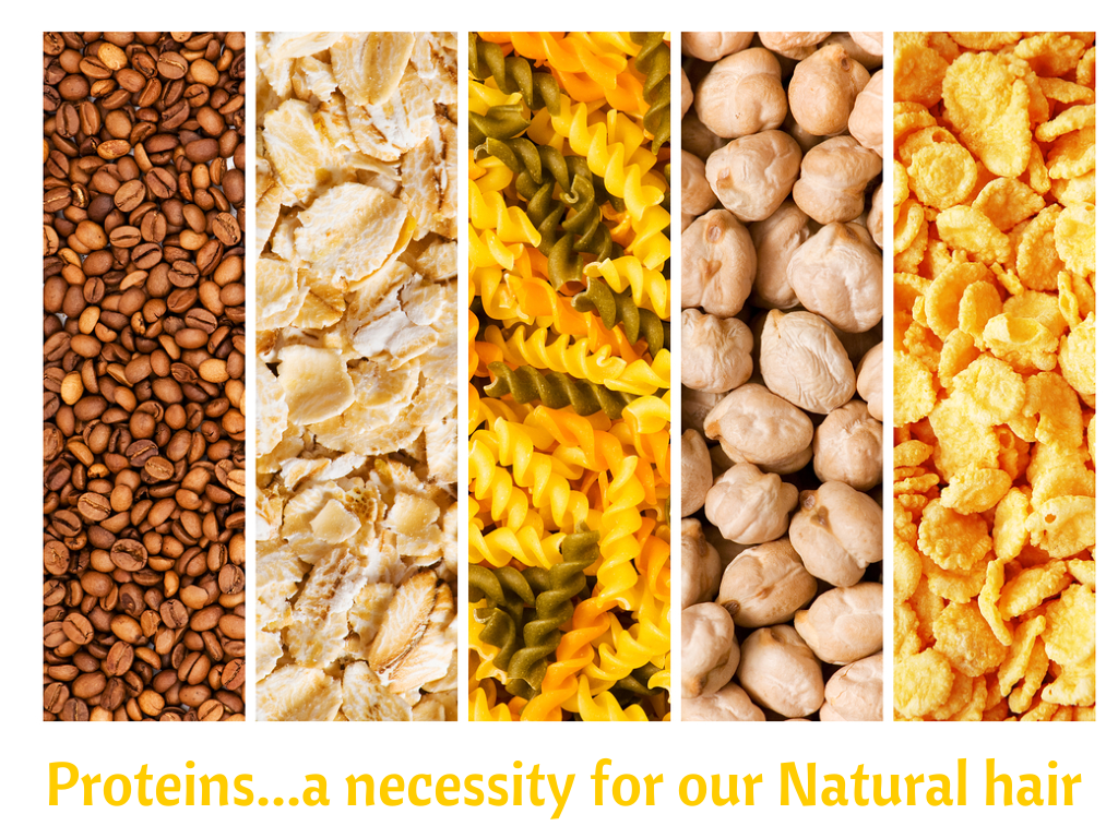 Proteins...a necessity for our Natural hair