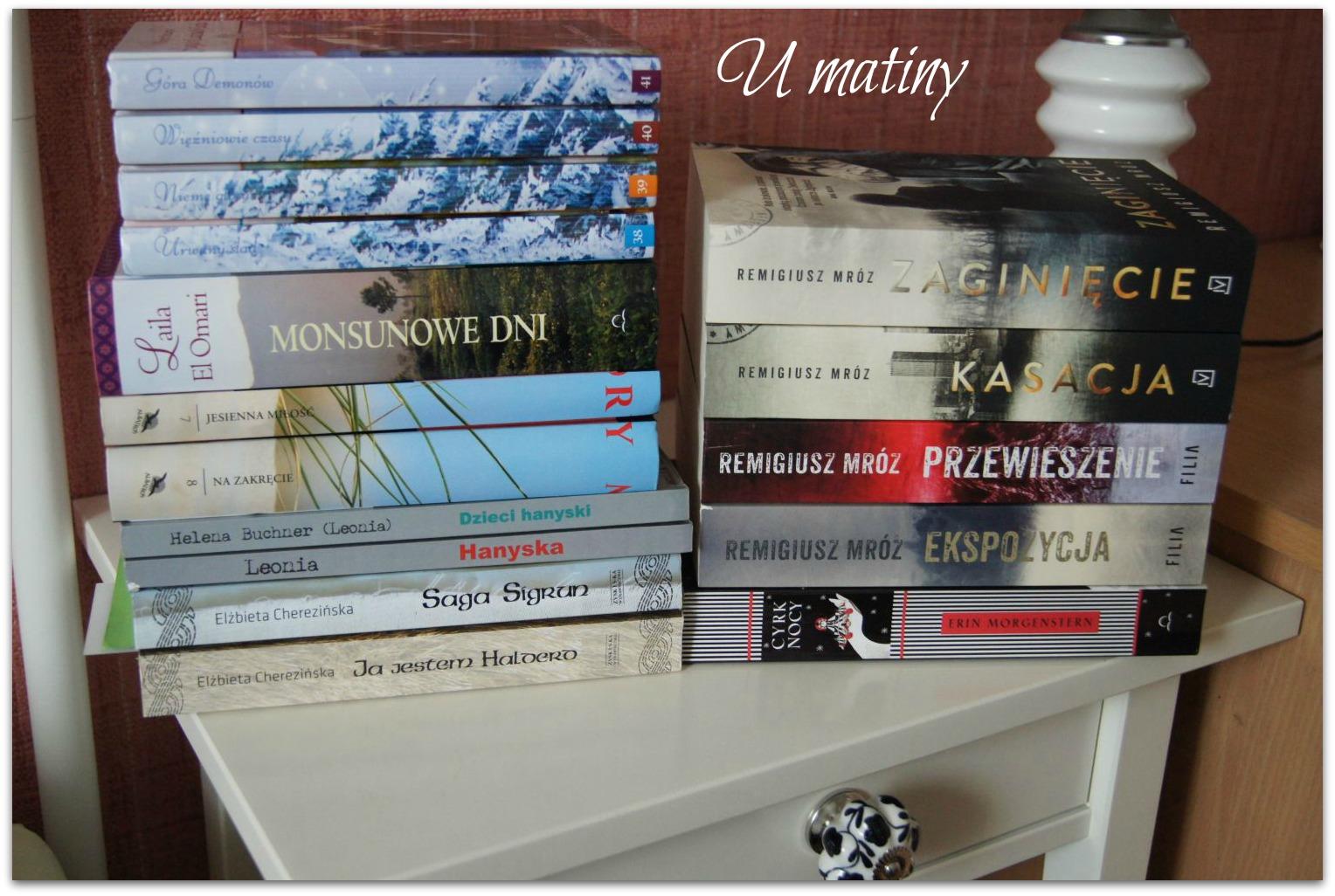 Book haul z lutego...