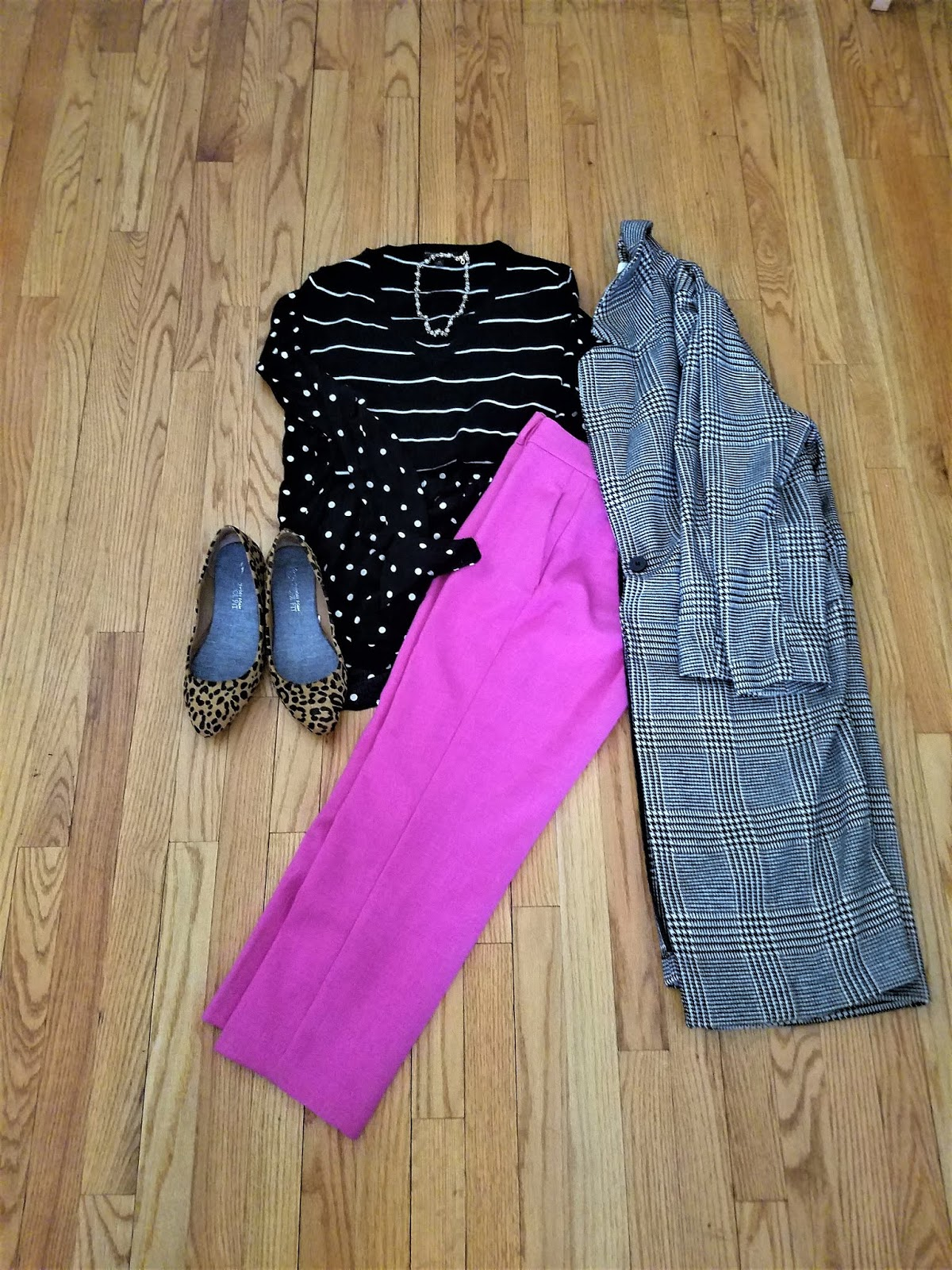 9f9f36b8285 Outfits Not Just Clothes  A Bold Flat Layout