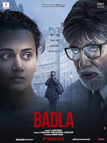 Badla 2019 Hindi Full Movie Download