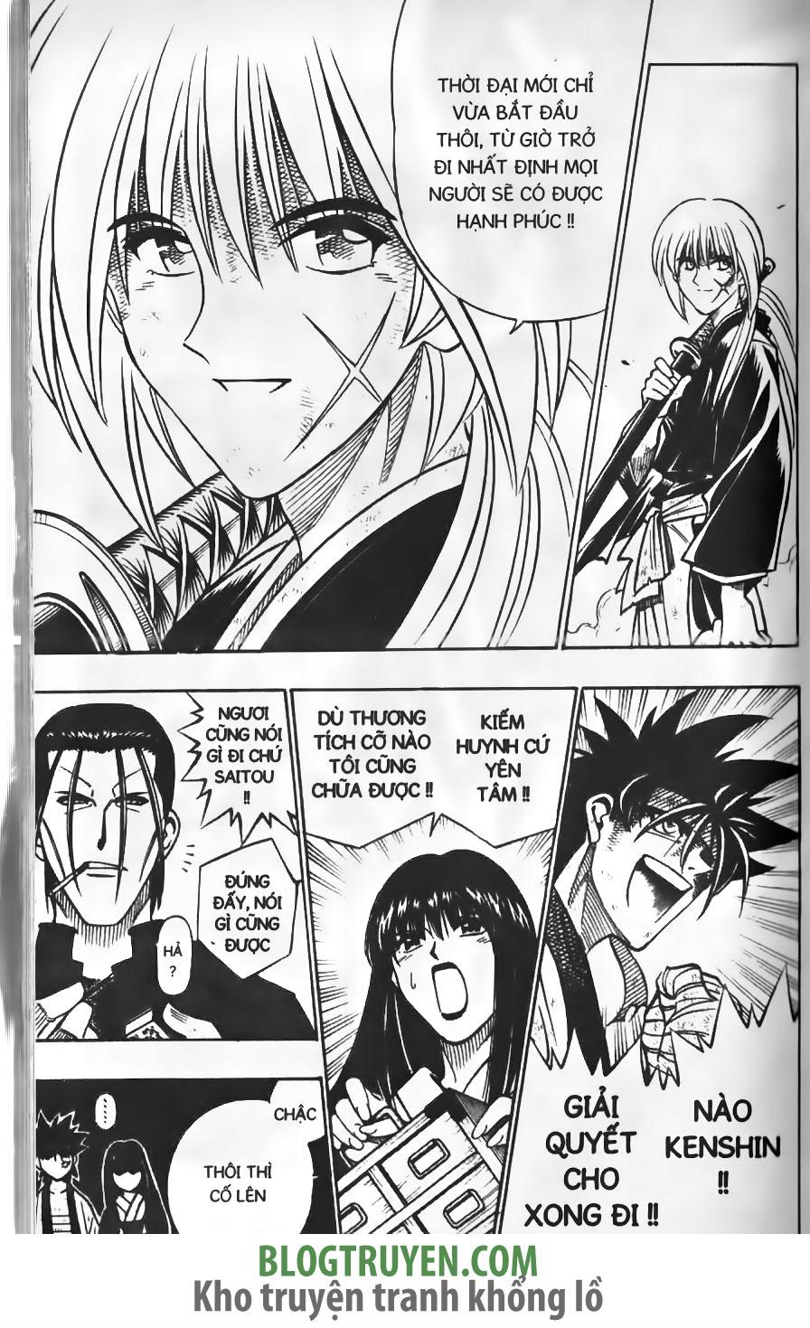 Rurouni Kenshin chap 200 trang 11