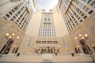 Anjum Hotel in Makkah