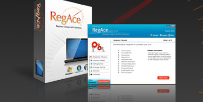 REGACE: Speeds Up Computer & Fixs Registry Errors