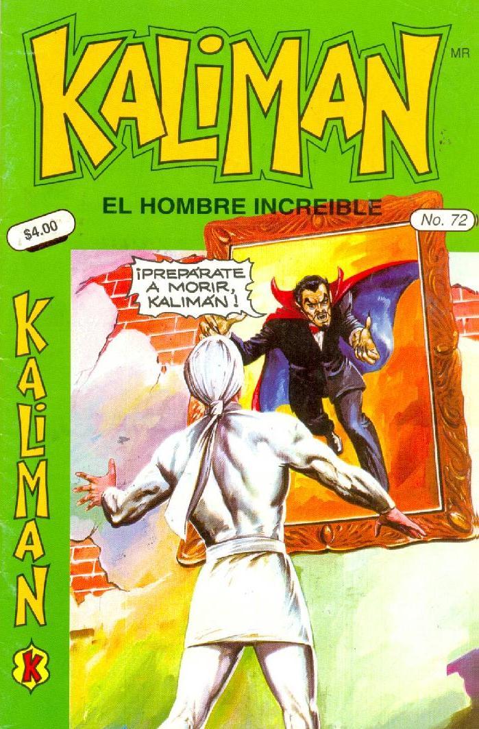 kaliman el asesino invisible